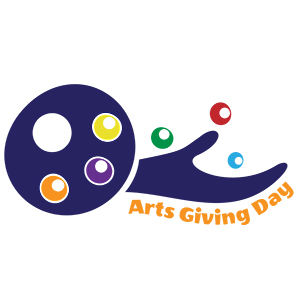 Arts Giving Day 300x300